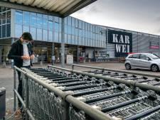Bouwmarkten gooien deuren tóch open: 'Nieuwe tegels bestel je niet snel online'