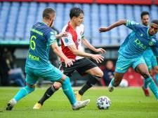 Feyenoord machteloos in Rotterdamse derby tegen Sparta