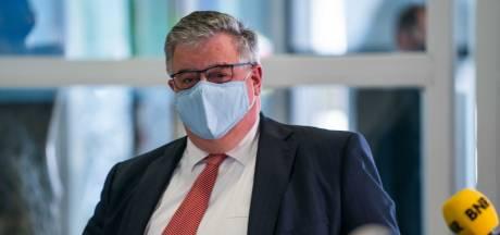 Burgemeester Hubert Bruls: 'Over een jaar zijn we zeker van coronamaatregelen af'
