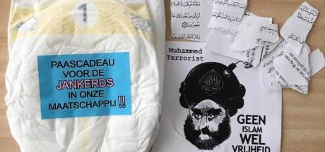 Moskee in Deventer ontvangt luier vol met spotprenten en verscheurde koranverzen: 'Verwerpelijk'