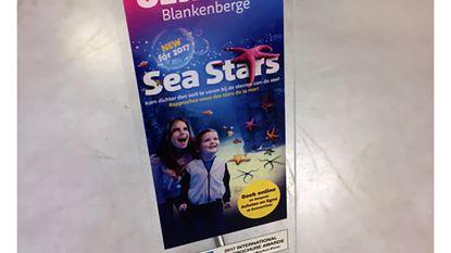 """Sea Life heeft beste brochure: """"Toen ik ze zag, wist ik het meteen"""""""