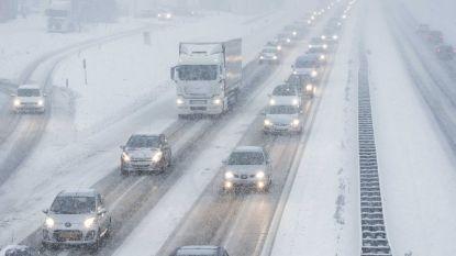 Ook sneeuwellende in onze buurlanden