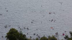 Belg verdronken in Hongaarse Balatonmeer