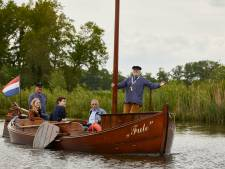Schipper Gerrit uit Almen mag eindelijk weer varen met de Berkelzomp: 'Het is wel een beetje behelpen'