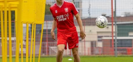 Domper voor FC Twente en Pierie: verdediger aan de kant met knieblessure