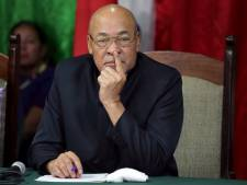 Bouterse ziet laatste hoop op presidentschap vervliegen