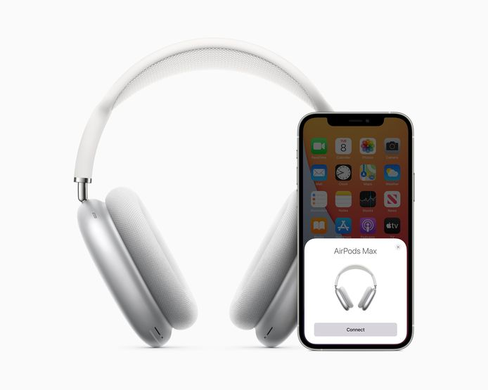 Zelfs de dure AirPods Max kunnen de cd-kwaliteit van Apple Music niet aan.