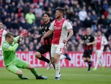 Ajax werkt aan het doelsaldo met riante zege op Excelsior