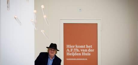A.F.Th. van der Heijden Huis behoudt naam, maar naamgever trekt zich terug