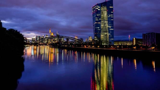 ECB onderwerpt banken tussen maart en juli 2022 aan eerste klimaatstresstest