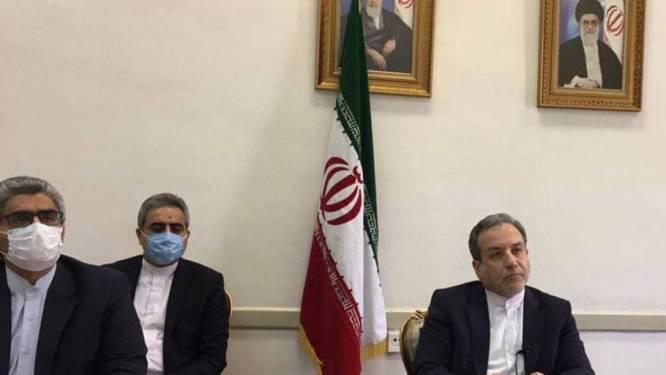 Washington bereid om te spreken over herziening sancties tegen Iran
