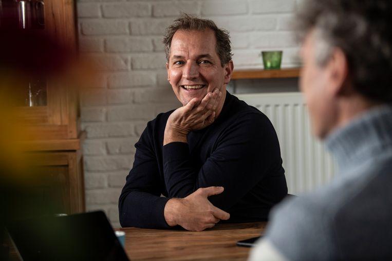 Karl Vannieuwkerke Beeld Marco Mertens