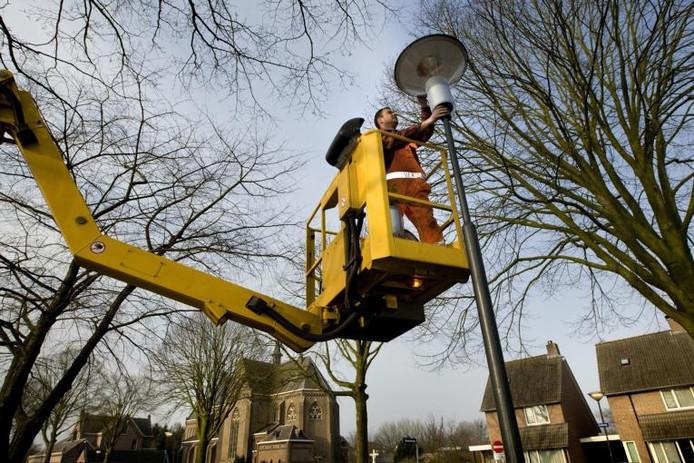Vught test nieuwe verlichting | Den Bosch e.o. | bd.nl