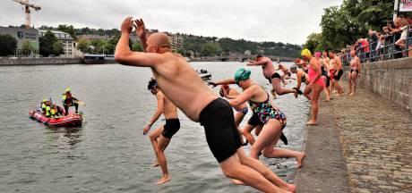Eau à 22°C et plongeon: le Big Jump est de retour à Huy ce dimanche