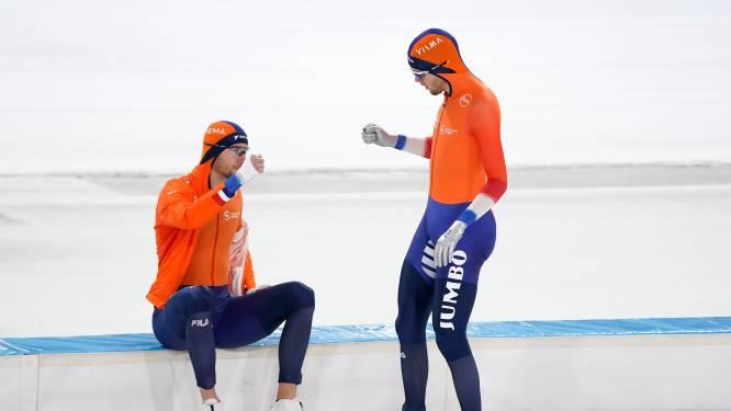 Kiezen de Nederlandse schaatsers voor zichzelf of denken ze aan het groepsbelang?