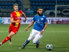 Soufyan Ahannach haakt opnieuw aan bij FC Den Bosch, meer versterkingen op komst