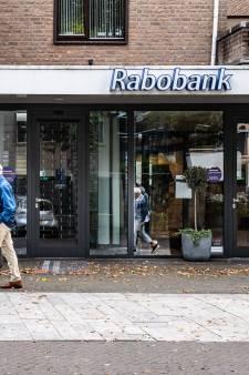 Thé heeft een Duitse bank genomen, Nederlandse banken vertrokken uit de regio