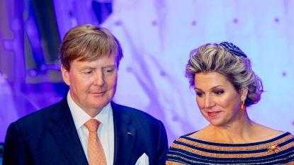 """""""Groot verdriet"""" bij Nederlandse koningspaar na aanslag"""