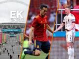 EK-update | Wembley moet vrezen, De Bruyne juicht niet & Busquets is terug