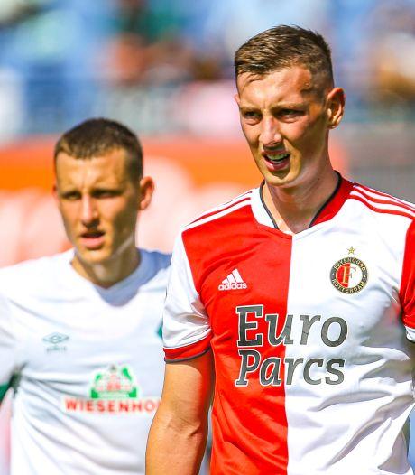 Feyenoord laat Bozeník op huurbasis naar Duitsland gaan: 'Hij moet daar stappen maken'