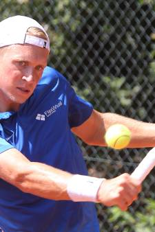 Salland-tennisser Sels kansloos in Mexico