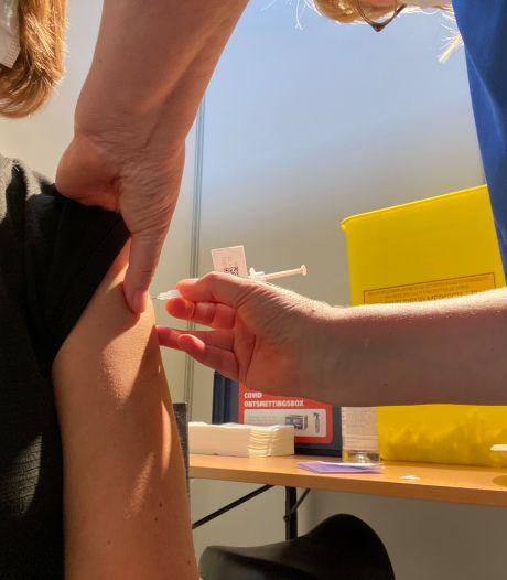 Opnieuw een record voor Flanders Expo: volgende week 31.000 vaccins en 7 dagen op 7 afspraken