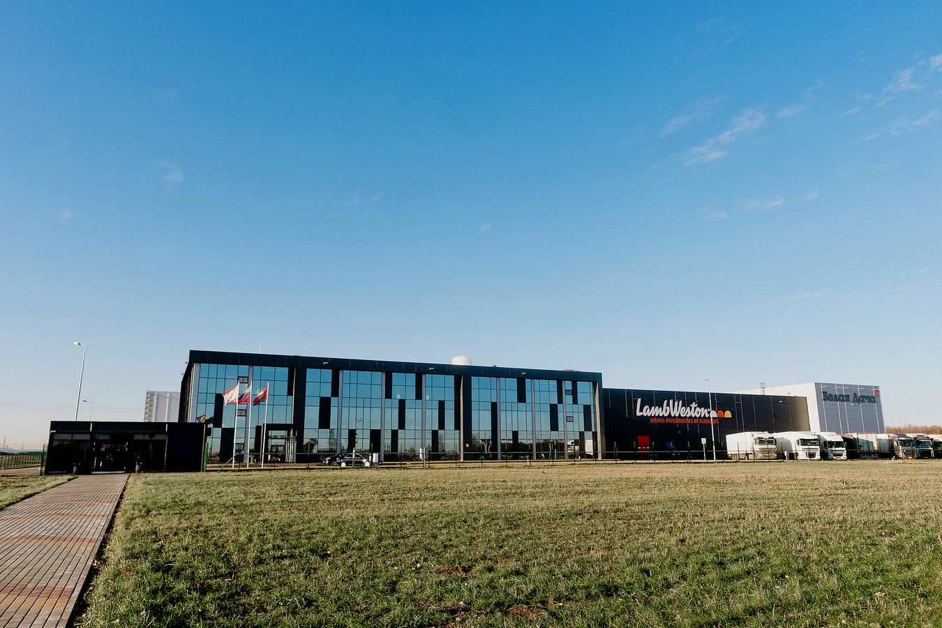 LWM RUS, de fabriek van Lamb Weston / Meijer in Rusland
