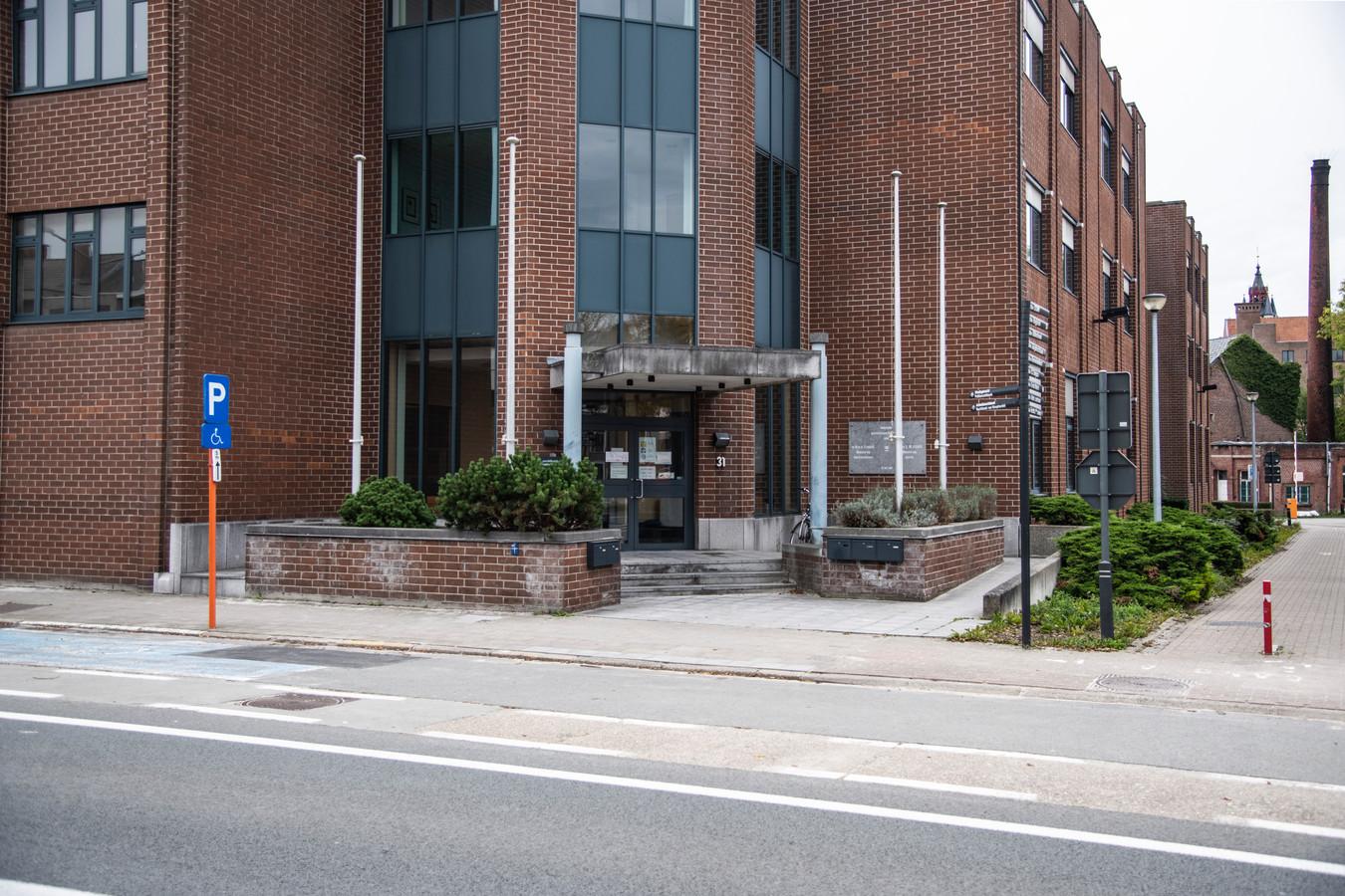 De politierechtbank van Dendermonde
