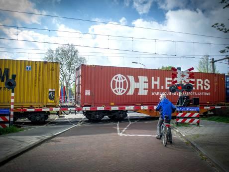 Gemeenten: 'Meer onderzoek naar goederentreinen nodig'