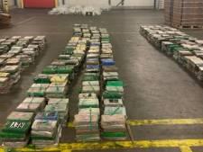 Drietal langer vast voor smokkel van 4500 kilo cocaïne in Vlissingen