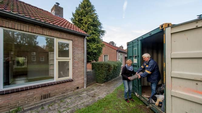 Tricht sloopt 16 oude woningen en bouwt er 19 nieuwe voor terug