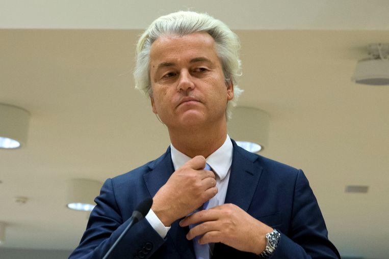 Geert Wilders verklaarde tijdens de recente Nederlandse kiescampagne meermaals dat