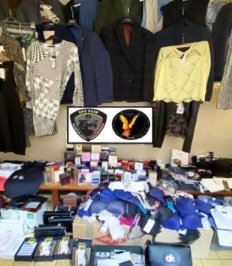 Un agent de sécurité arrêté pour avoir volé 10.000 euros de produits dans son magasin