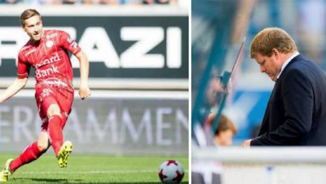 """Vanhaezebrouck na nieuwe opdoffer tegen Zulte Waregem: """"Ik moet eens goed nadenken"""""""