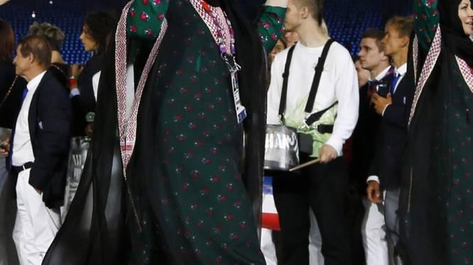 Saoedische judoka mag toch deelnemen mét hoofddoek