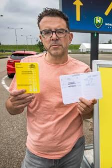 Voor tien euro heb je zo een geel boekje, ook zonder vaccinatie