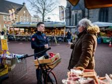 Koffie en een luisterend oor op de markt in Haaksbergen