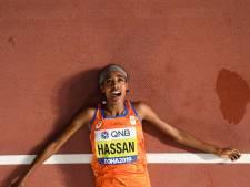 Hassan genomineerd voor Europees atlete van het jaar