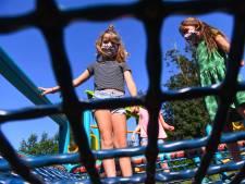 Le masque obligatoire dans les plaines de jeux et espaces de loisirs en région verviétoise