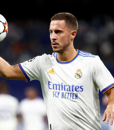 """Un retour à Londres pour Eden Hazard? Premières """"discussions informelles"""" entre Chelsea et le Real"""