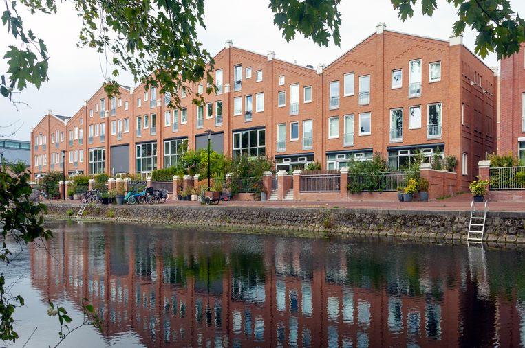 De nieuwe wijk Oostpoort. Beeld Erik Klein Wolterink