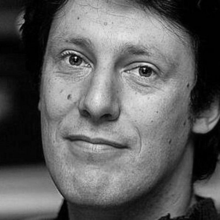 Olivier Mouton, politiek journalist 'Le Vif/L'Express': 'Er is in Franstalig België eigenlijk een gebrek aan kennis om Vlaams uiterst-rechts te begrijpen.'   Beeld RV