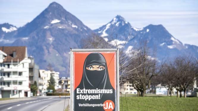 Zwitsers stemmen over boerkaverbod