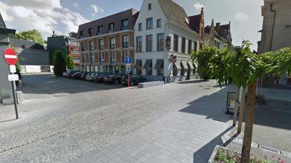 Bijna twee weken hinder door heraanleg trottoir Burgscheldestraat