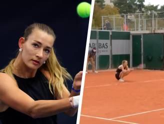 Russische tennisster niet vervolgd voor matchfixing na dit verdachte game, onderzoek naar groot netwerk met Armeense Belg aan het hoofd