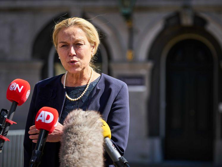 Kaag (D66): Voor de zomer moet er een nieuw kabinet zijn