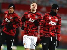 Van de Beek terug bij Manchester United