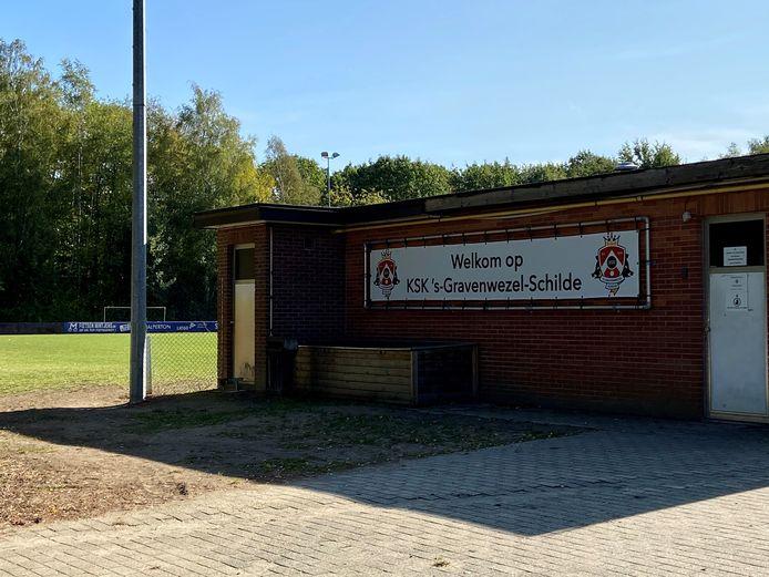 Themabeeld - voetbalclub KSK 's-Gravenwezel-Schilde op de site Rozenhoek