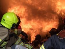 Incendies dans le sud de la France: plus de 2.500 campeurs évacués