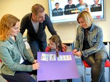 Impulsklas in Enschede: 'Bijles' voor Samara (5) en papa Danny moet mee